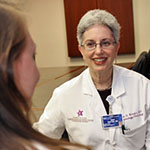 Your Voice, Better Care:  Symptom Monitoring at the Lurie Cancer Center