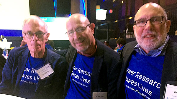 Prostate Spore Advocates attend National Summit